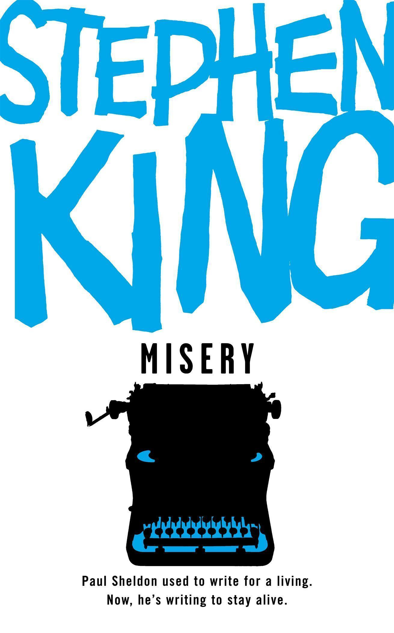 Misery stephen book king