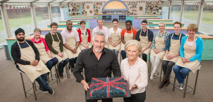 Hearse marks 'death' of BBC Great British Bake Off