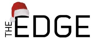 The Edge - Christmas logo
