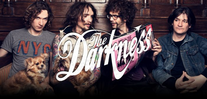 Review: The Darkness at indigo at The O2, London