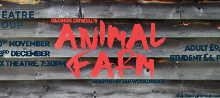 Review: Theatre Group's Animal Farm
