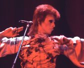 The Starman: David Bowie's Iconic Ziggy Stardust