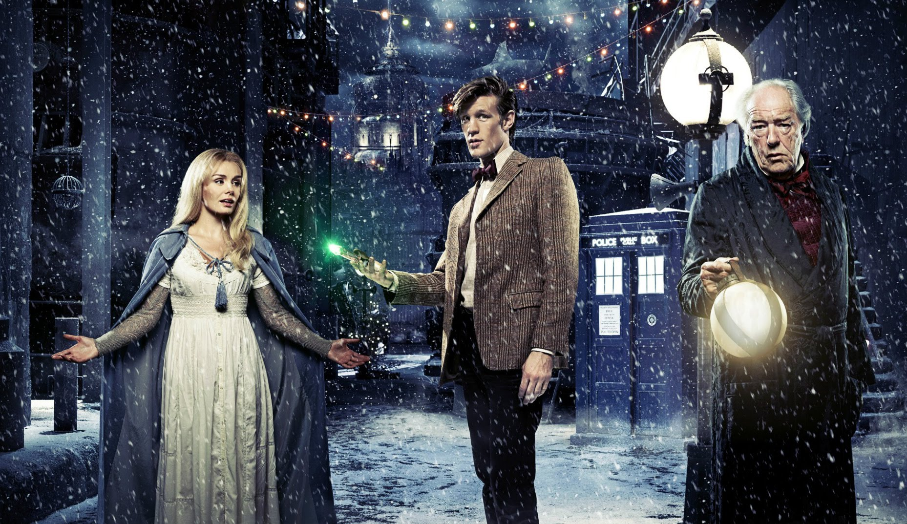 Doctor Who Christmas Special 2016.The Best Doctor Who Christmas Specials Part 2