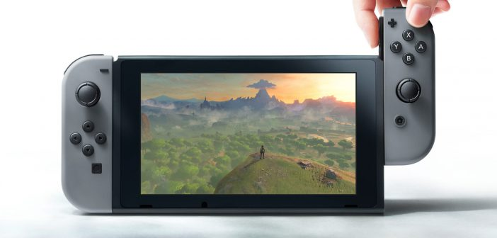 Nintendo reveal Switch console release date
