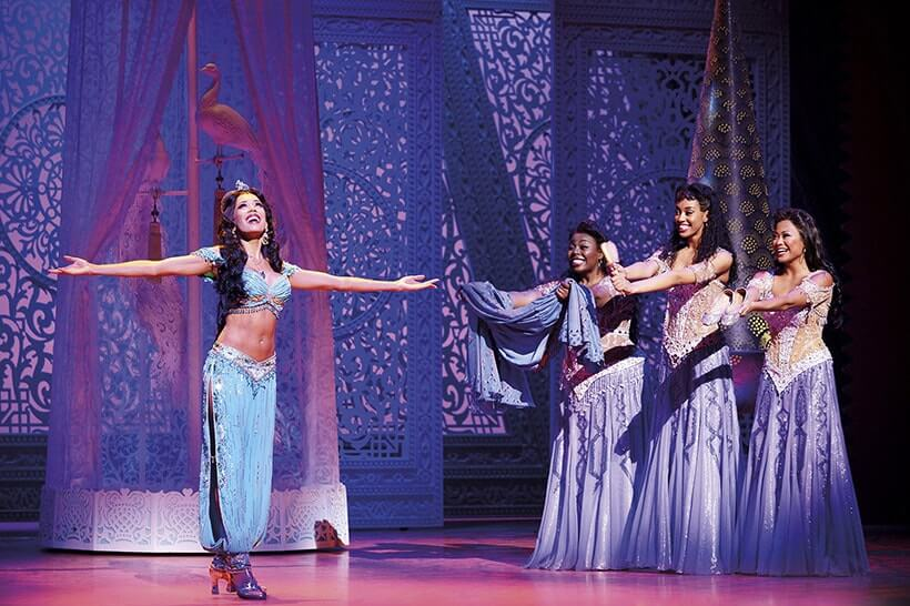 Disney To Hold Open Auditions For London Show