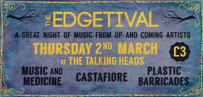 Preview: Plastic Barricades, Music & Medicine, and Castafiore at Edgetival