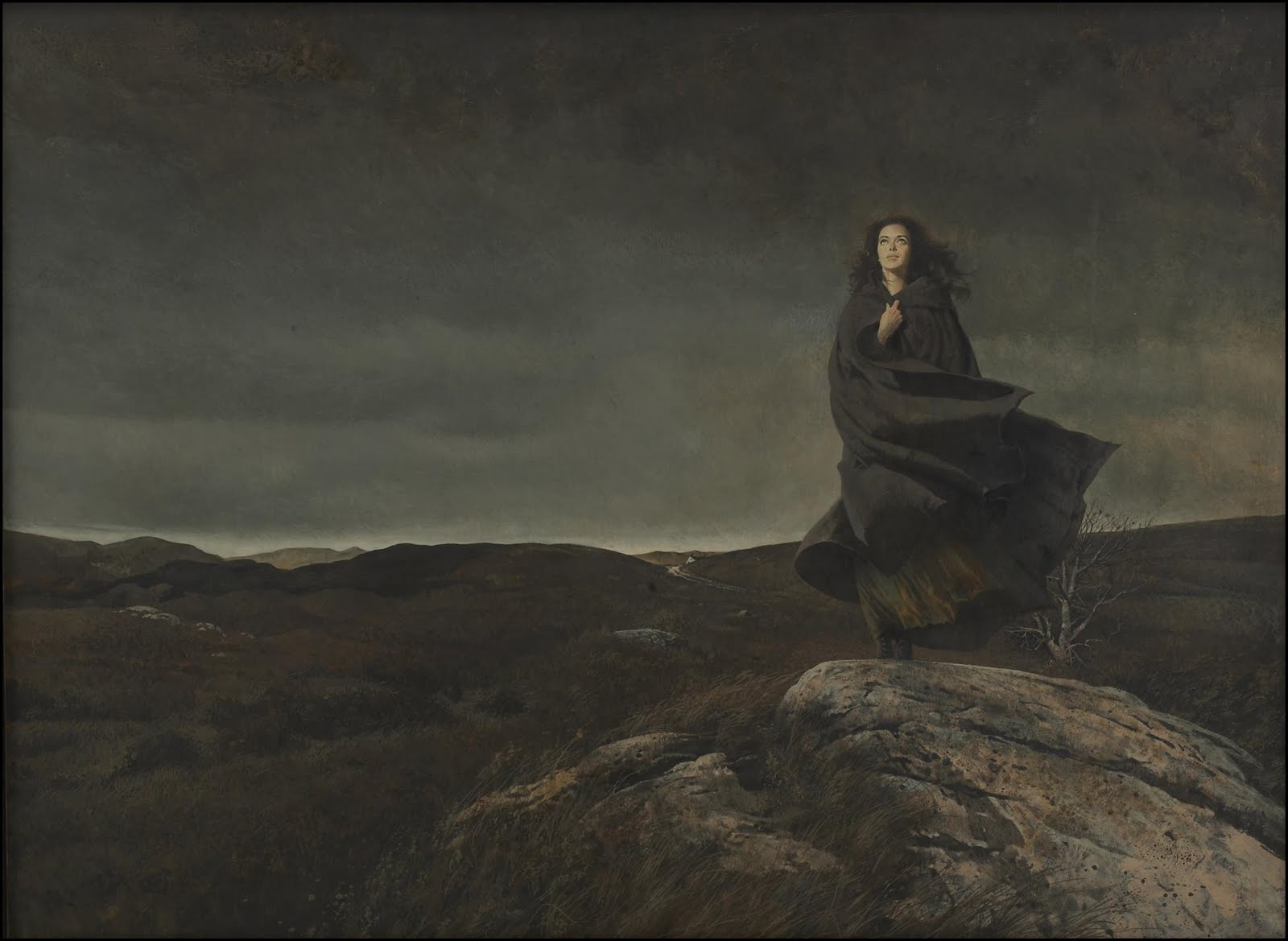 the edge reviews the classics wuthering heights by emily bronte