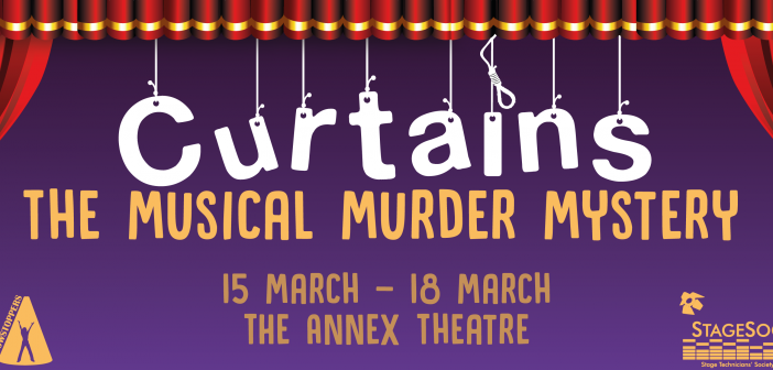 Review: Showstoppers' Curtains at the Annex Theatre
