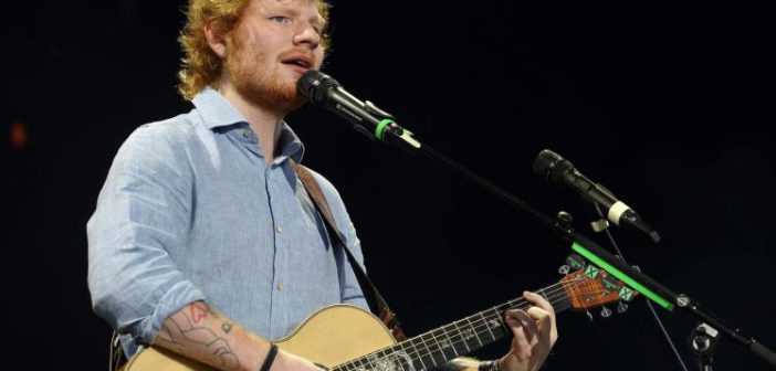 Ed Sheeran confirmed as Glastonbury headliner