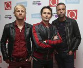 Muse record three new songs including 'heavy' track during London recording session