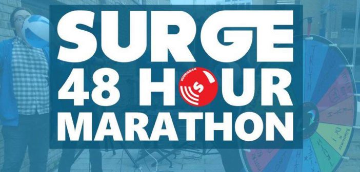 Surge Radio to host 48 Hour Marathon for Comic Relief