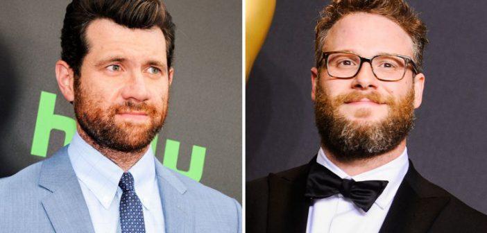 Seth Rogen and Billy Eichner join cast of Jon Favreau's live action Lion King remake