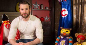 Captain America star Chris Evans to read CBeebies bedtime story