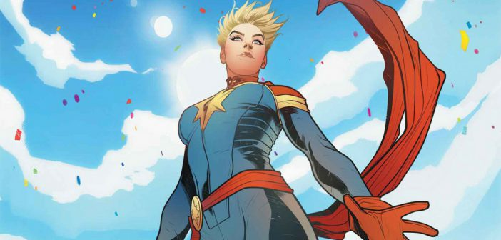 First details of Captain Marvel released at SDCC
