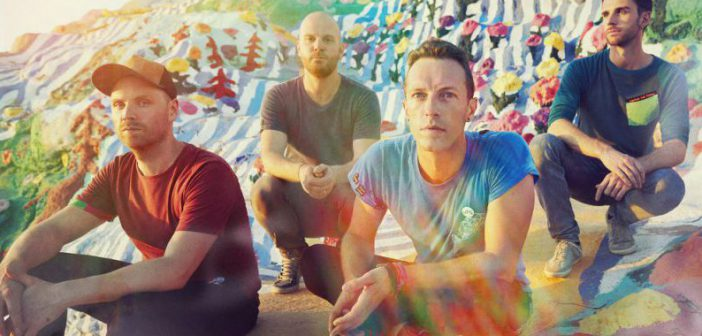 Review: Coldplay – Kaleidoscope EP