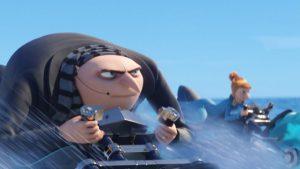 Despicable Me 3 (REX/Shutterstock)