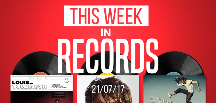 This Week In Records: Louis Tomlinson, Declan McKenna & Enrique Iglesias (21/07/17)