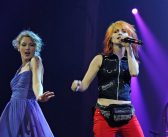 Hayley Williams discusses controversial 'Misery Business' lyrics