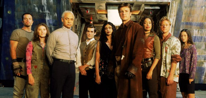 Nostalgic News: Joss Whedon's Firefly first aired fifteen years ago