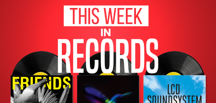 This Week In Records: Justin Bieber, The Sherlocks & LCD Soundsystem (18/08/2017)