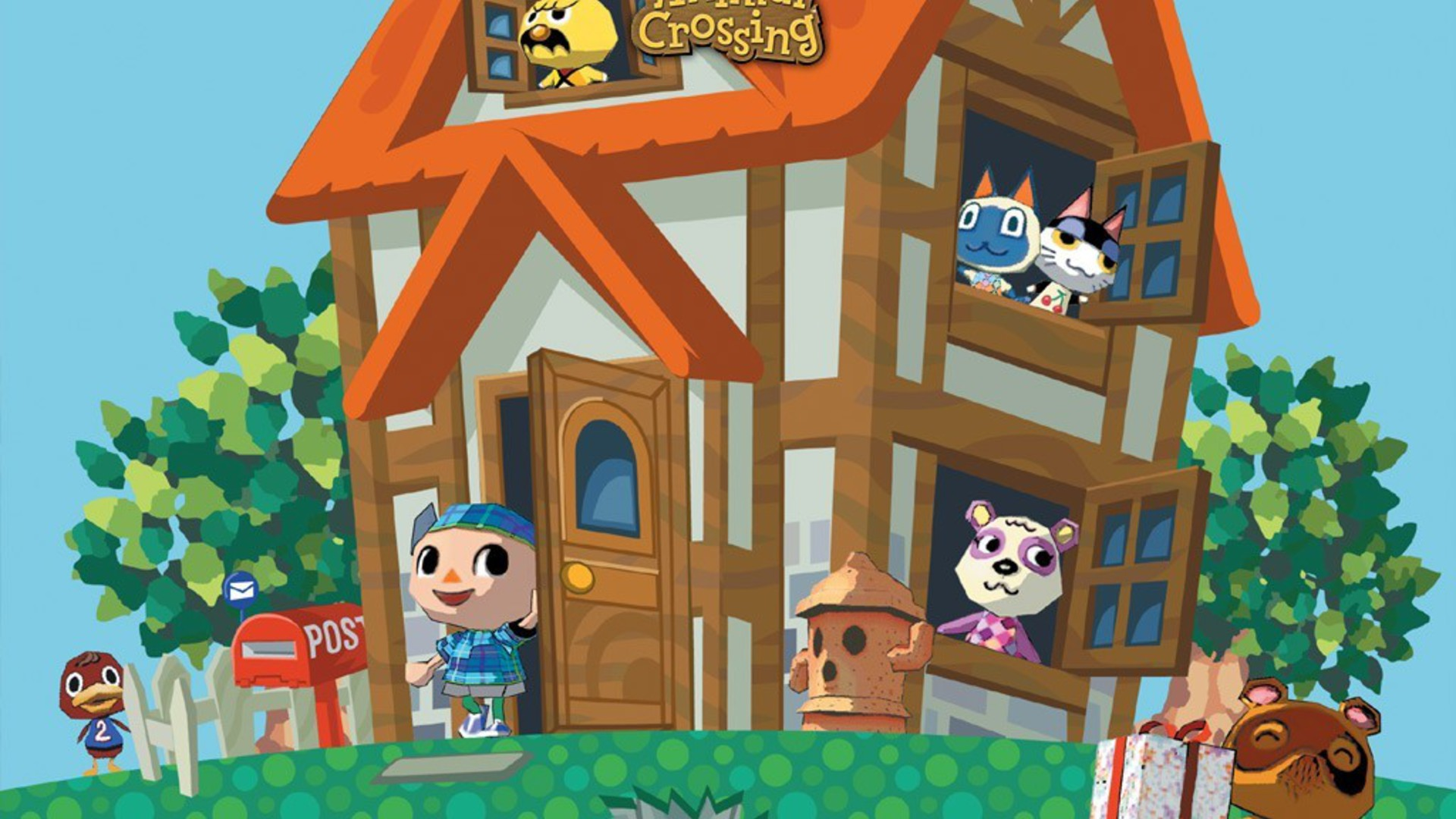 Nostalgic News Animal Crossing Was Released 15 Years Ago Today