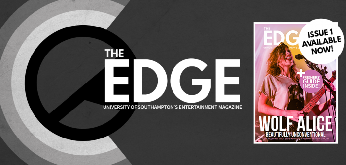 The Edge's Freshers' Issue is out this Monday!