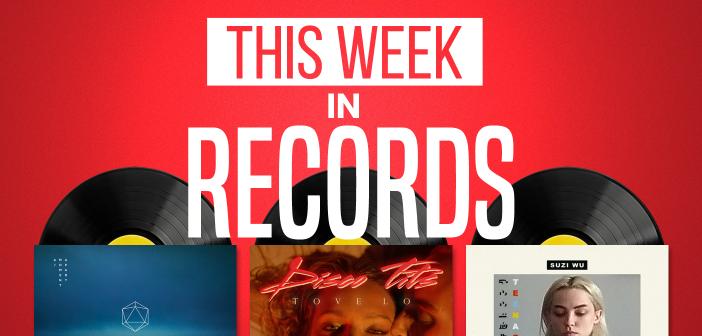 This Week In Records: ODESZA, Tove Lo & Suzi Wu (08/09/2017)