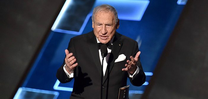 """Stupidly politically correct"": Director Mel Brooks blames modern day mindset for the decline of comedy"