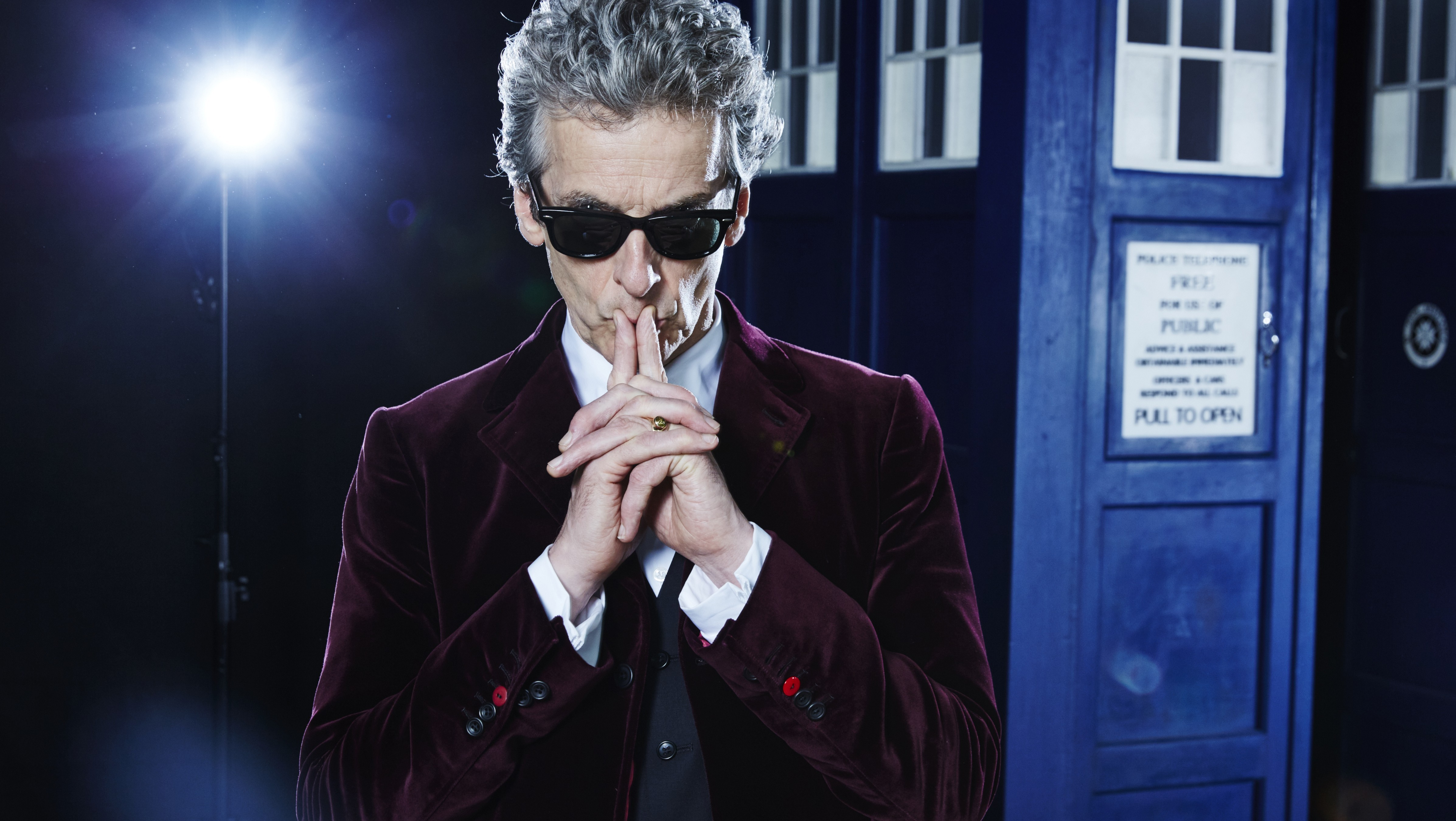 Doctor Who The Peter Capaldi Years