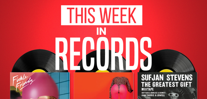 This Week in Records (13/10/17): Fickle Friends, St. Vincent, & Sufjan Stevens