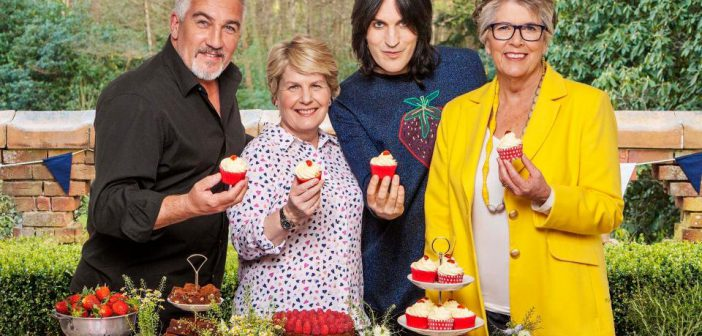 The Great British Bake Off's Diversity Recipe