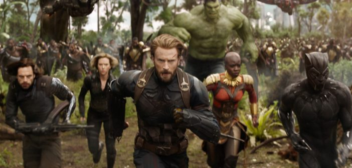 Anticipating Infinity War: bringing 'The Event' to the big screen