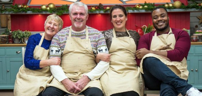 Line-up revealed for the Great Festive Bake Off