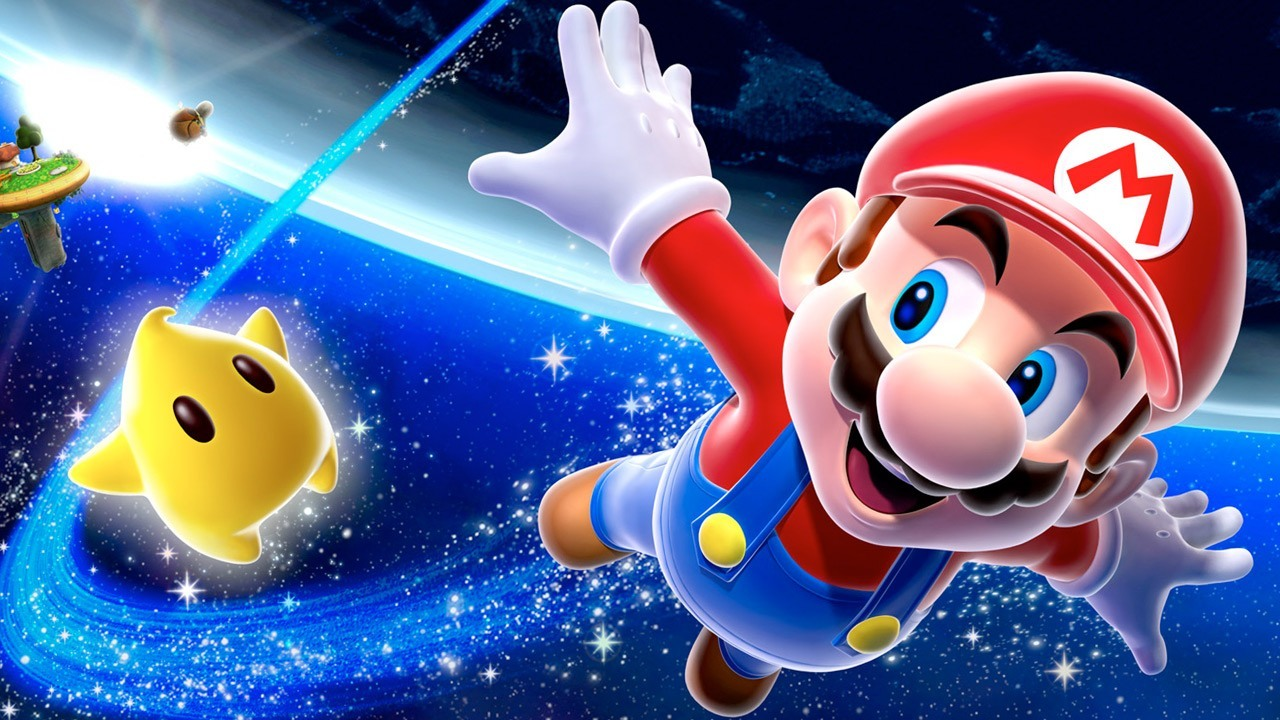 nostalgic news super mario galaxy  released  years  today