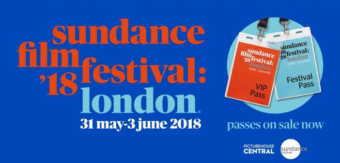 Passes on sale for Sundance Film Festival '18: London