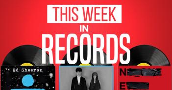 This Week In Records (01/12/2017): Ed Sheeran, U2, & N.E.R.D