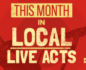 This Month in Local Live Acts: December