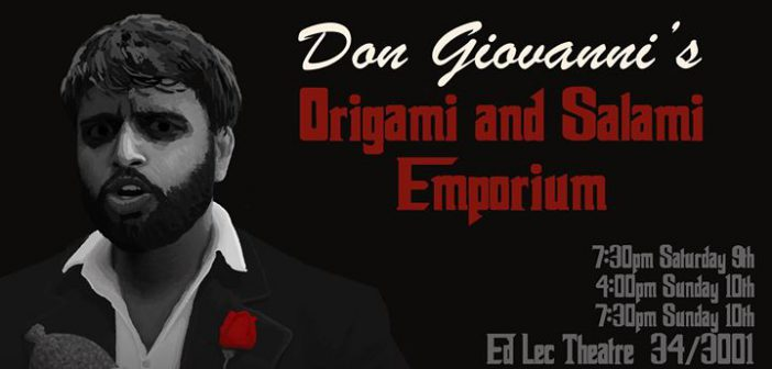 Review: Don Giovanni's Emporium of Salami and Origami