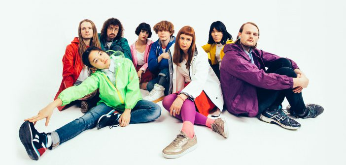 """We're constantly expanding, like the universe itself"" – An interview with Harry of Superorganism"