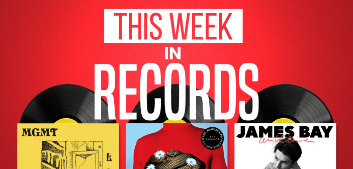 This Week In Records (09/02/2018): MGMT, The Wombats, & James Bay