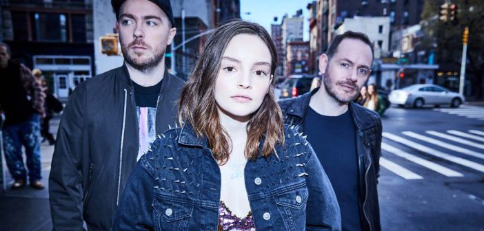 Review: CHVRCHES – 'Get Out'