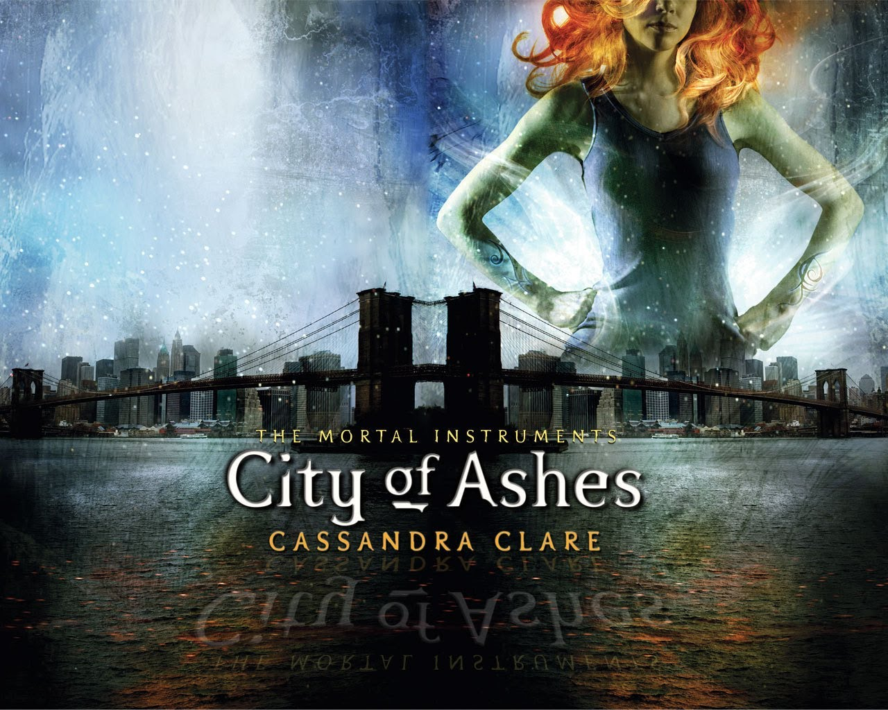 City Of Ashes Film