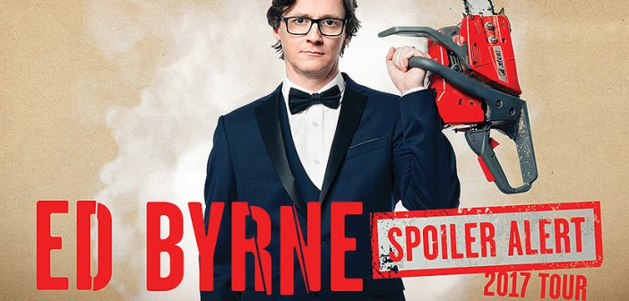 Preview: Ed Byrne: Spoiler Alert at O2 Guildhall, Southampton