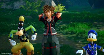 On Edge: Anticipating Kingdom Hearts III