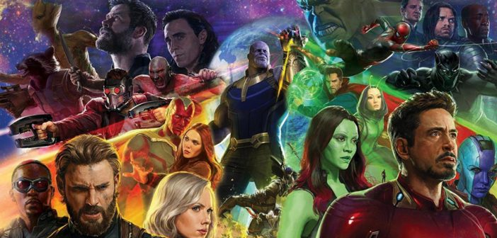 The Best of the Marvel Cinematic Universe