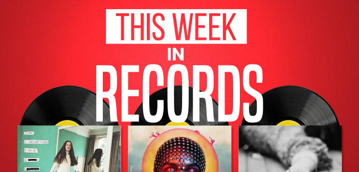 This Week In Records (13/04/2018): Sigrid, Janelle Monae, & Florence and The Machine
