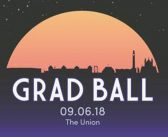 Graduate Ball 2018 tickets now available