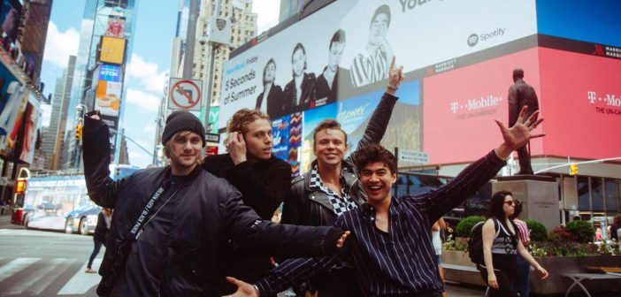 Review: 5 Seconds of Summer – Youngblood