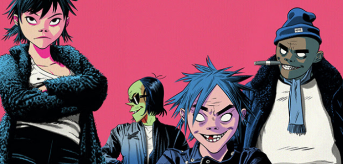 Review: Gorillaz – The Now Now