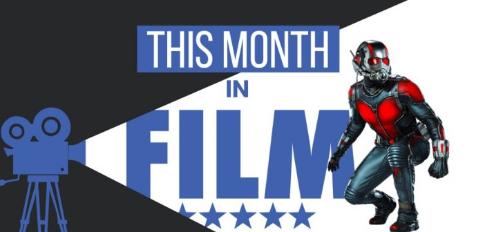 This Month in Film: August 2018
